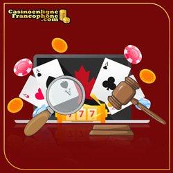 Comment trouver un casino en ligne légal du Canada ?